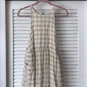 Kimchi Blue Gingham Dress | Large